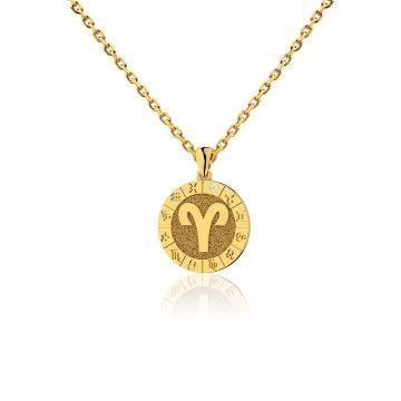 Pandantiv zodiac cu diamant ZOD1