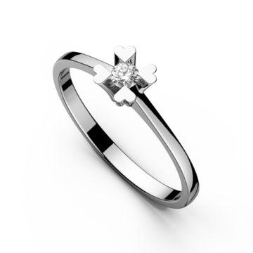 Inel de logodna cu diamant DR096