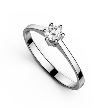 Inel de logodna cu diamant DR121