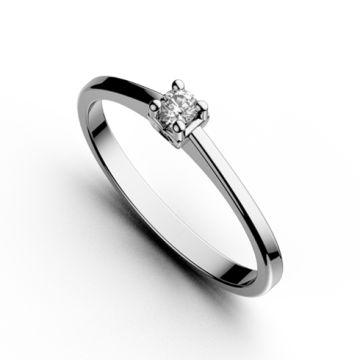 Inel de logodna cu diamant DR127