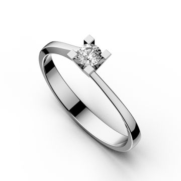 Inel de logodna cu diamant DR152