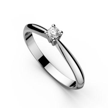 Inel de logodna cu diamant DR158