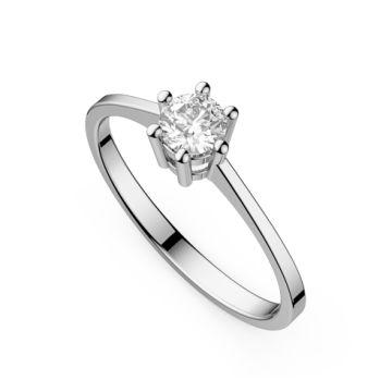 Inel de logodna cu diamant DR221