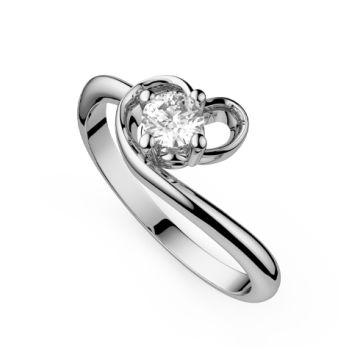 Inel de logodna cu diamant DR263