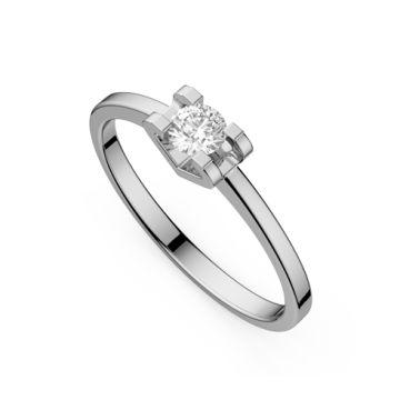 Inel de logodna cu diamant DR267