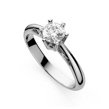 Inel de logodna cu diamant DR273