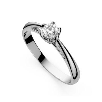 Inel de logodna cu diamant DR274