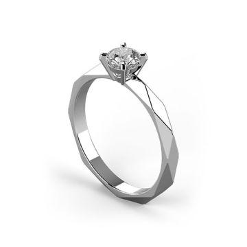 Inel de logodna cu diamant DR316A
