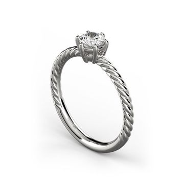Inel de logodna cu diamant DR319B