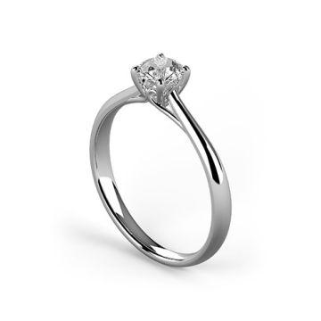 Inel de logodna cu diamant DR320