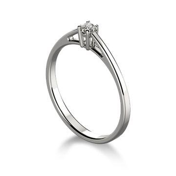 Inel de logodna cu diamant DR323