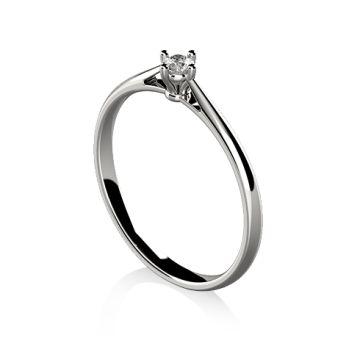 Inel de logodna cu diamant DR324