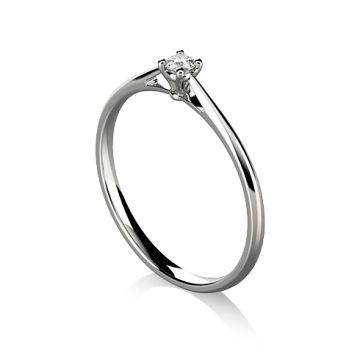 Inel de logodna cu diamant DR327