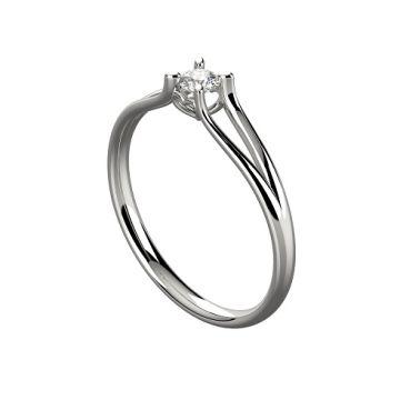 Inel de logodna cu diamant DR331
