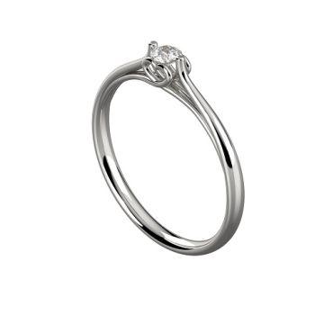 Inel de logodna cu diamant DR332