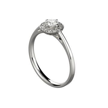Inel de logodna cu diamant DR404