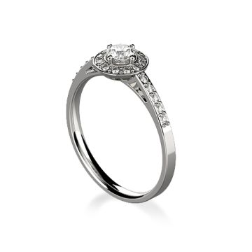 Engagement Diamond Ring DR400A
