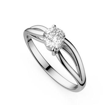 Inel de logodna cu diamant DR501