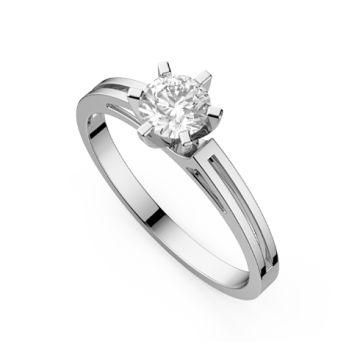 Inel de logodna cu diamant DR502