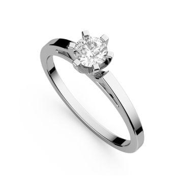 Inel de logodna cu diamant DR503