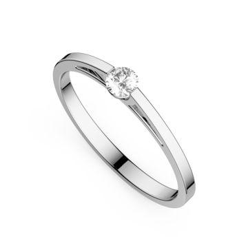 Inel de logodna cu diamant DR507