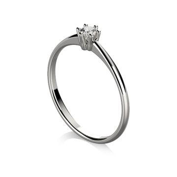 Inel de logodna cu diamant DR326
